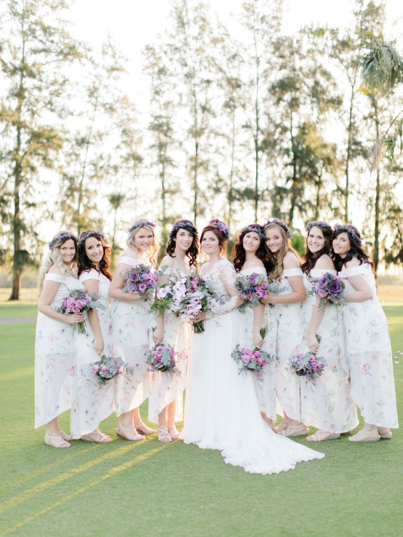 Romantic Pastel Farm Wedding by Rensche Mari   SouthBound Bride