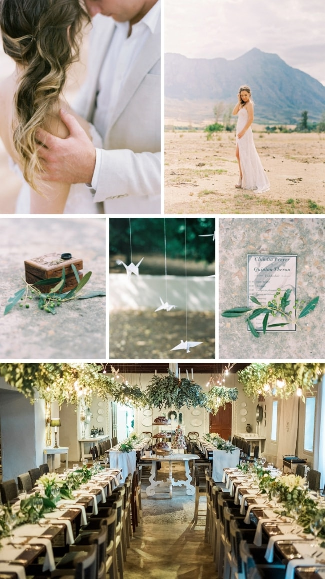 Romantic Rustic Wedding at Roodezand by blfStudios   SouthBound Bride