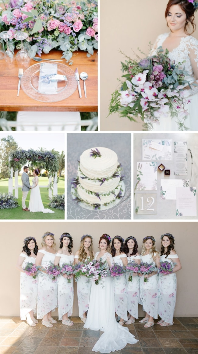 Romantic Pastel Farm Wedding by Rensche Mari | SouthBound Bride