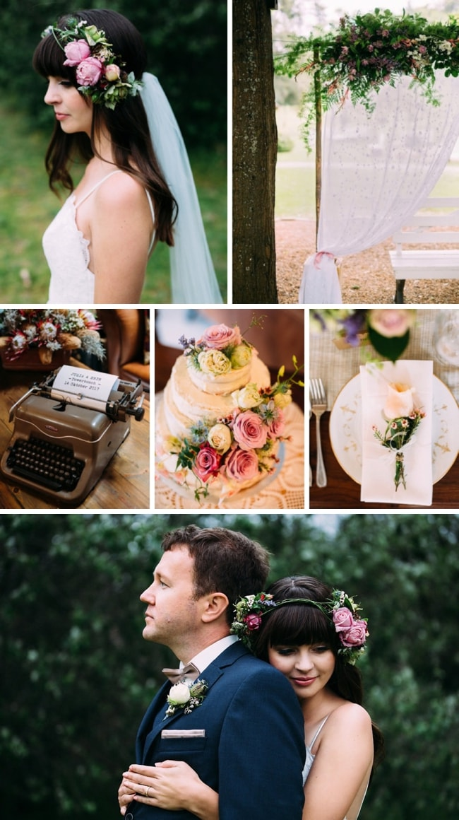 Darling Springtime Wedding at Towerbosch by Kusjka du Plessis | SouthBound Bride