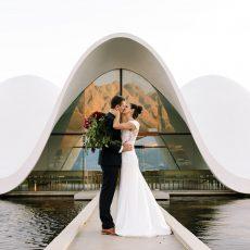 Bold & Stylish Wedding at Bosjes Estate by Koa Photography