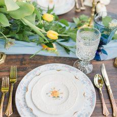 Delicate Garden Wedding Inspiration