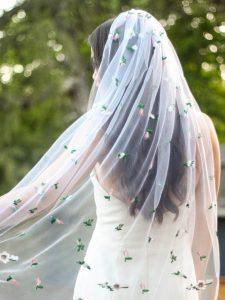 Statement Bridal Veils