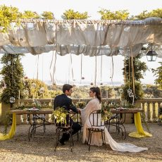 Magical Italian Villa Wedding Inspiration