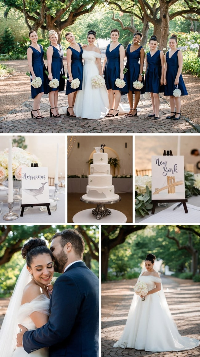 Elegant Travel Themed Wedding at Nooitgedacht by Art Photo   SouthBound Bride